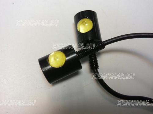 Подсветка номера LED