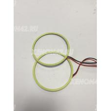 СOB DRL 80MM + режим поворота