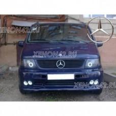 Mercedes V-class W638