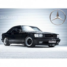 Mercedes W126 Coupe