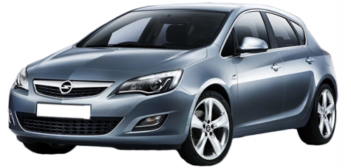 Opel Astra J 2011-2016