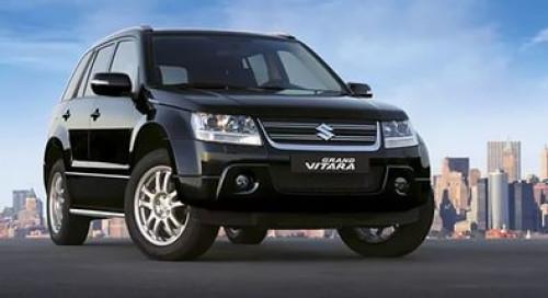 Suzuki Grand Vitara 2005-2015 (LED)
