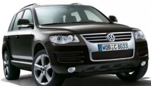 Volkswagen Toureg 2005-2008 (рестайл)