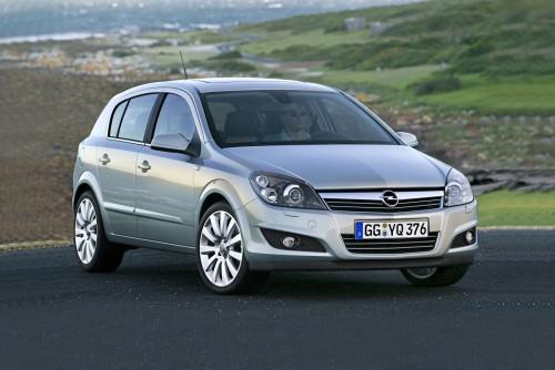 Opel Astra H 2003-2007