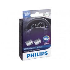 Обманка T20 Philips (стопы, габариты, повороты)